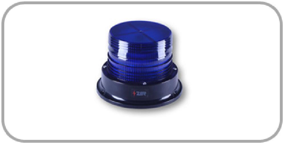 Mini Silindirik Tip İkaz Lambaları