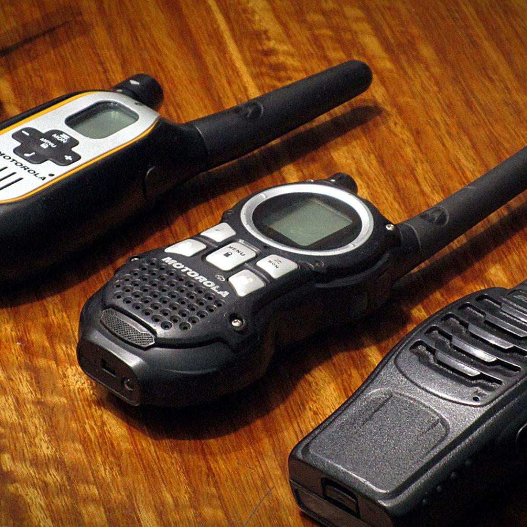 Lisanslı Telsiz Cihazları